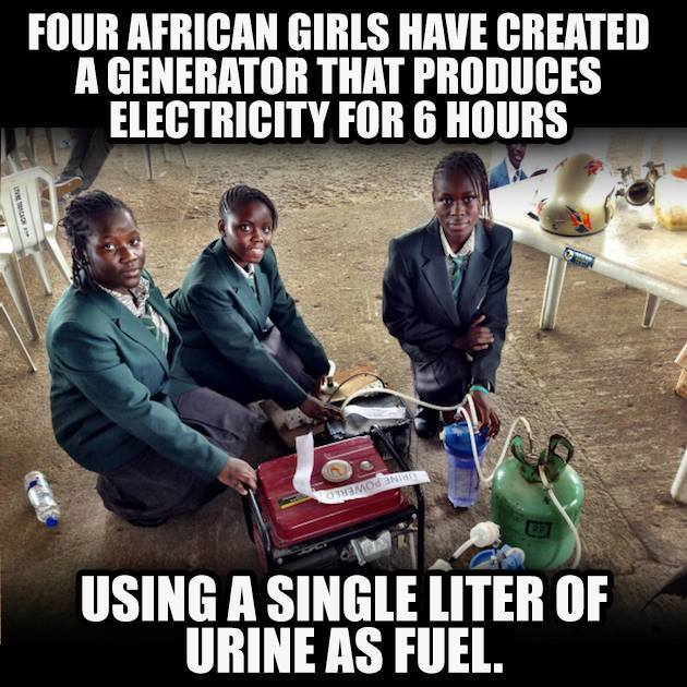 africa generator